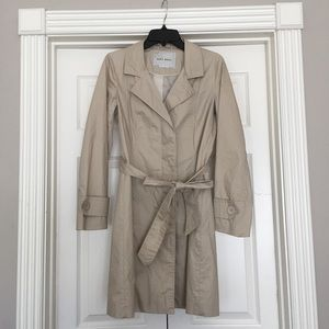 Zara Sm Trench Coat